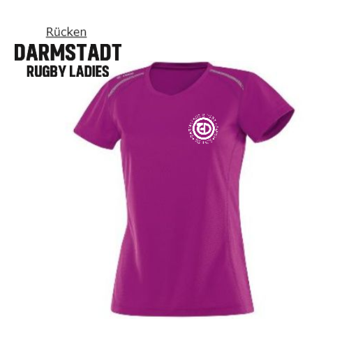 Rugby Ladies TG 1875 T-Shirt pink